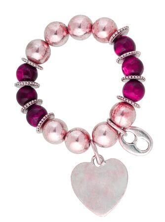 red bracelet photo