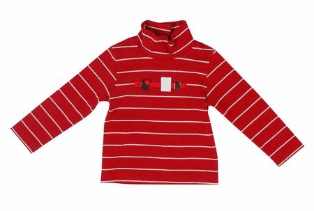 red shirt photo