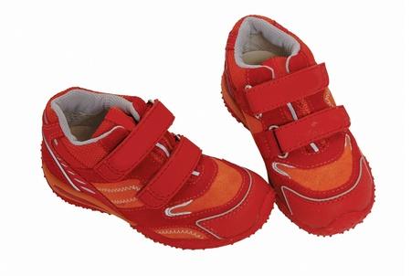 roten Schuhe