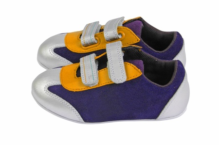 children shoes Stock Photo - 11805779