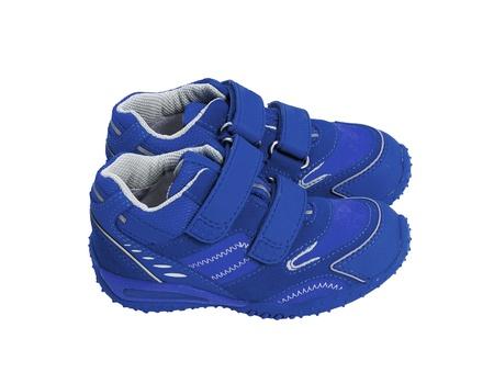 blue shoes Stock Photo - 11788645