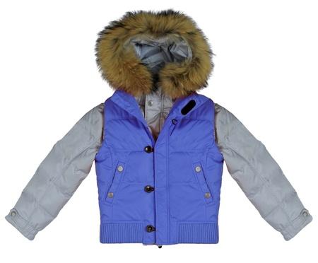blue jacket photo