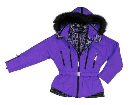 violet jacket photo
