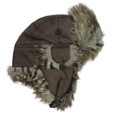 brown cap photo