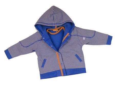 striped jacket photo
