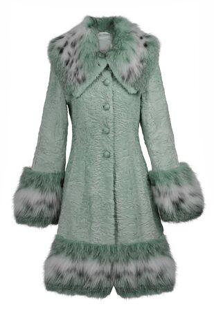 fur coat photo