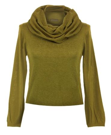 yellow sweater photo
