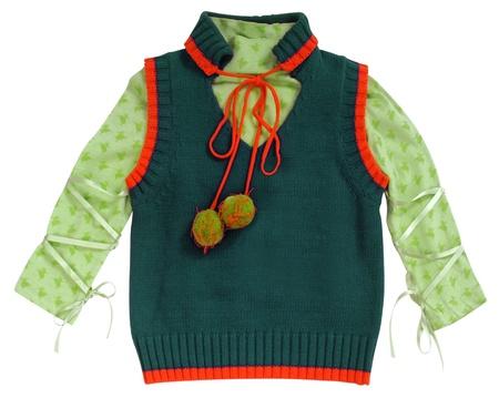 green jacket Stock Photo - 12155003