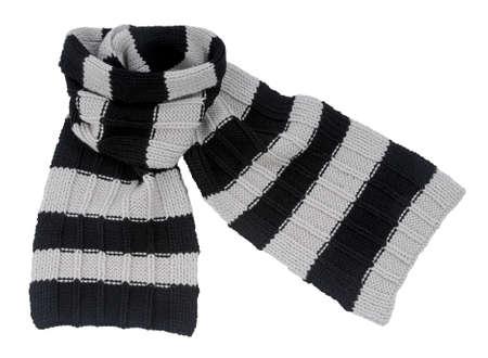 striped scarf Stock Photo - 12753265