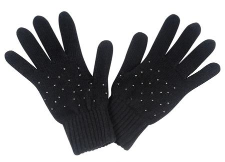 woolen gloves photo
