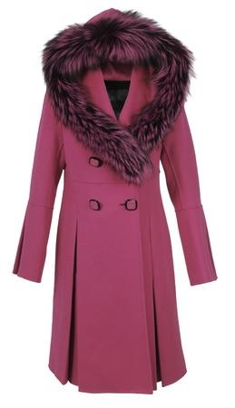 claret: claret coat