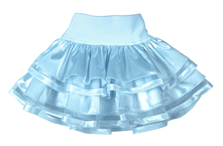 baby wardrobe: mini skirt