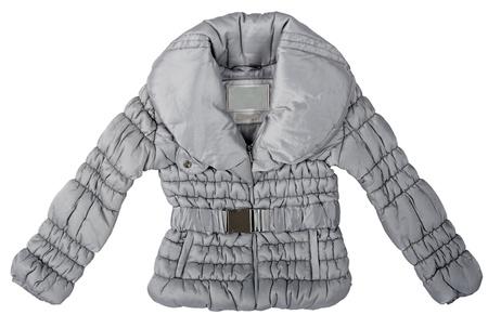 gray jacket Stock Photo - 16080129