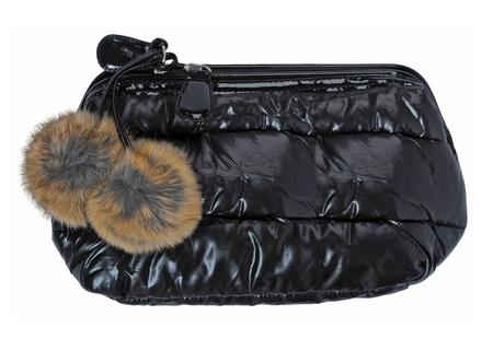 vanity bag: fashion bag Stock Photo