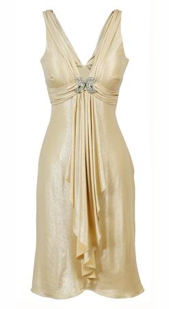 underclothes: silk peignoir Stock Photo