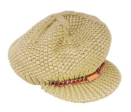 woolen cap Stock Photo - 17076295