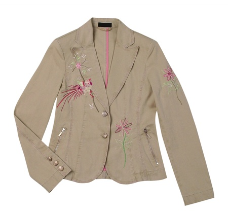 women jacket photo