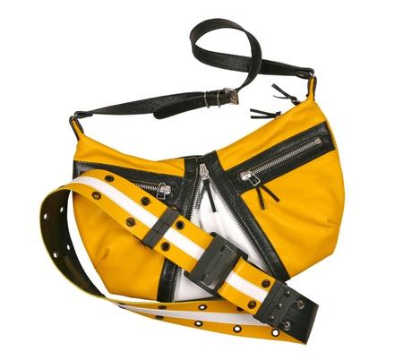 yellow bag photo