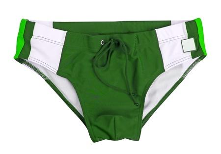 male schwimmen briefs Lizenzfreie Bilder