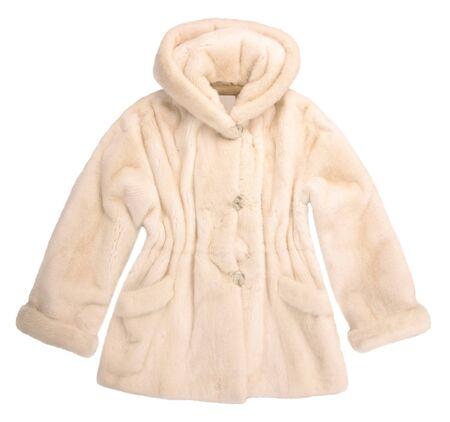 waistcoat: fashion fur coat