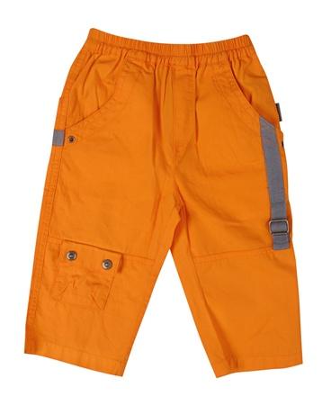breeches: orange breeches
