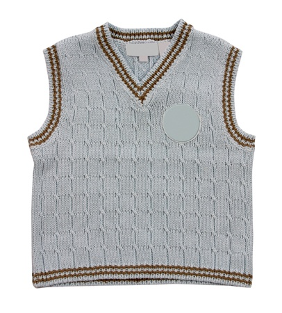 knitted vest Stock Photo - 17620742
