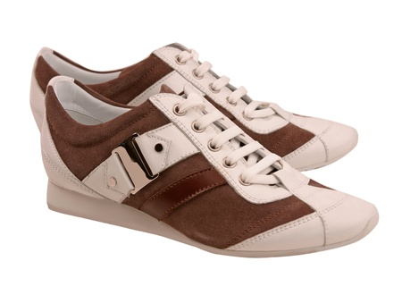 sport shoes Stock Photo - 17719377