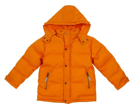 children jacket Stock Photo - 17719486