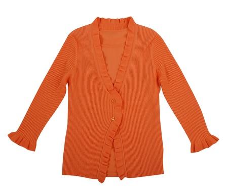 orange blouse photo