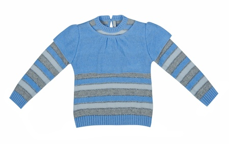 blue sweater Stock Photo - 18957854