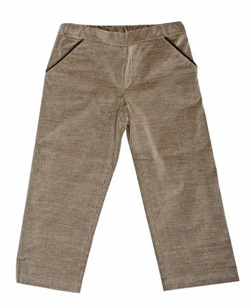 gray fustian pants Stock Photo - 18957852