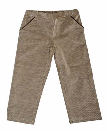 gray fustian pants Stock Photo - 18957852