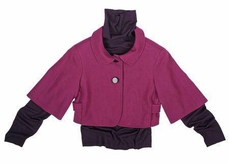 claret: claret jacket Stock Photo