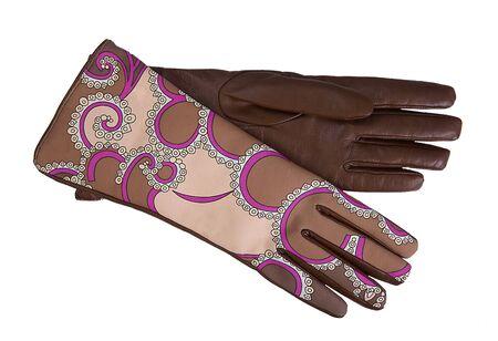 fashion gloves Stock Photo - 19626592