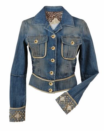 jeans jacket photo