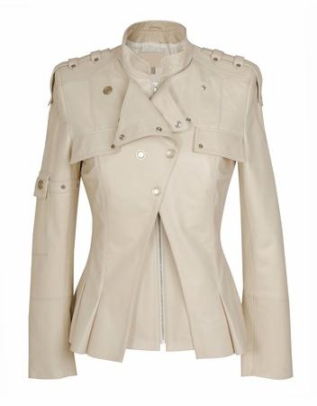 white jacket photo