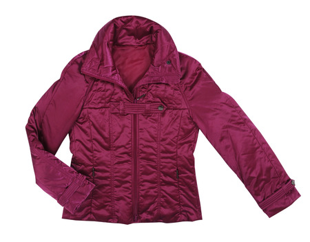 claret: claret jacket Stock Photo