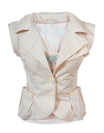 t shirt blouse: blouse isolated on white background