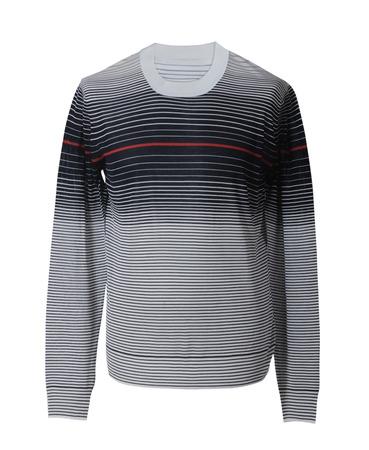 sweatshirt: sudadera aislado en el fondo blanco