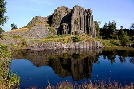igneous: The volcanic igneous rocks