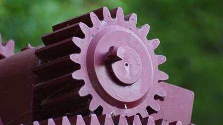 Getriebe einer Turbinen