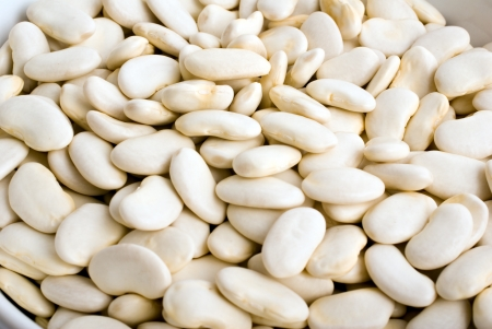 close-up of beans Stock Photo