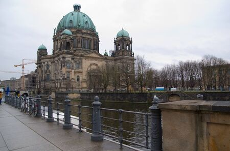 Berlin Cathedral or the Berliner Dom