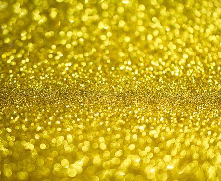 Fond abstrait de Noël de texture de paillettes d'or exquis. Texture de Noël pour votre look design génial.