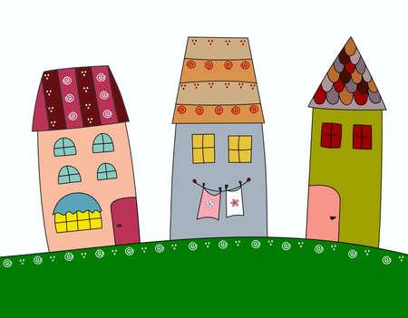 little town: Little town