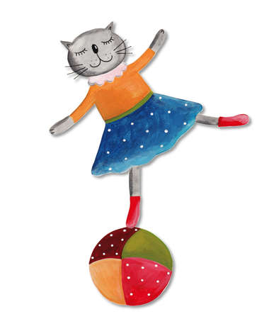 episode: the cat on the ball