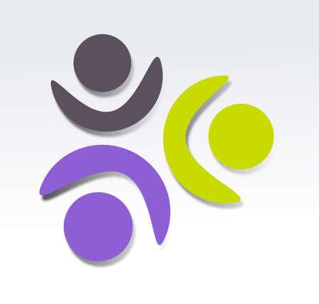 icone: Cooperation Icone Design