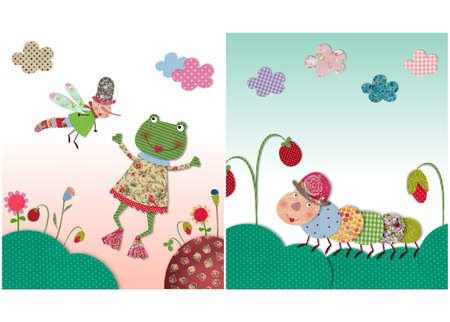 illustrations for children illustration