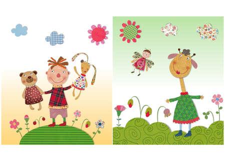 fairly: illustrations for children