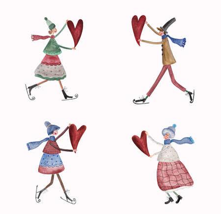 Greeting cards Reklamní fotografie